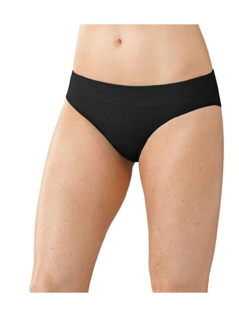 Smartwool W's PhD Seamless Bikini Black